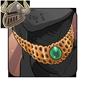 Ornate Copper Necklace