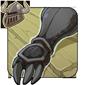 Tarnished Steel Gauntlets
