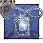 Diamond Talonclasp Pendant