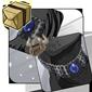 Ornate Darksteel Jewelry