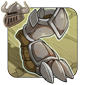 Dented Iron Boots