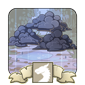 Rainy Day Vista Icon