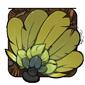 Decorative Feather Fan