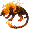 Flamerest Fiendcat