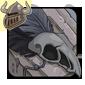 Bleak Birdskull Legband