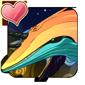 Blackline Bicorn Whale