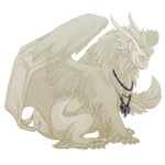 Bleak Birdskull Necklace Tundra M