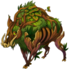 Barkback Boar