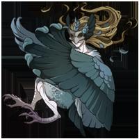 Masked Harpy