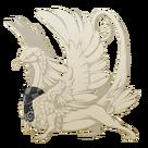 Silver steampunk scarf coatl f