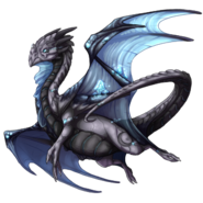 Crescent Gargoyle Skin