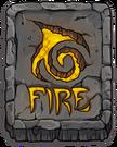 Runestones fire