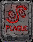 Runestones plague