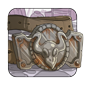 Rusted Iron Belt Buckle