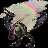 Rainbow Obsidian Skin