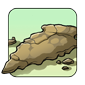 Stone arrowhead (old)