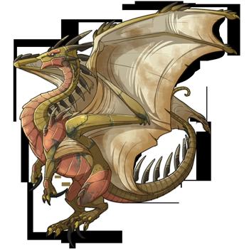 Clockwork Dragon Skin