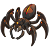 Black Iron Creeper