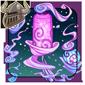 Charming Sage Lantern