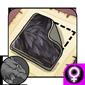 Black Wolf Skin Icon