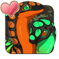 Conjoined Skink Icon