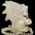 Brass Steampunk Scarf pearl f
