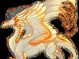Accent: Firebird Feathers