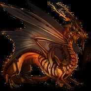 Flameheart Skin