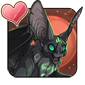 Cursed Bat Icon