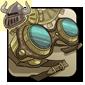Brass Steampunk Goggles