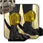 Gold Cuffs of Alchemy