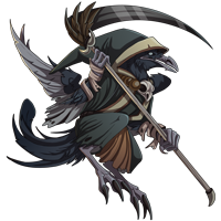 Greybeak Reaper