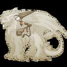 Gold steampunk wings tundra f