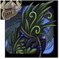 Sapphire Woodbasket