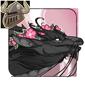 Sakura flower crown