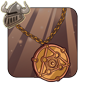 Copper Amulet of Transmutation