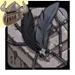 Bleak Birdskull Wingpiece