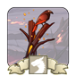 Scorched Forest Vista Icon