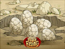 Puzzle Earth Nest 5 Eggs