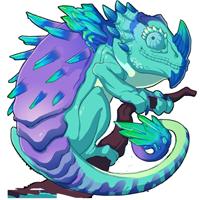 Nephrite Chameleon