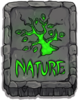 Runestones nature