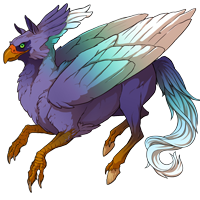 Long-Crested Hippogriff