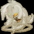 Burnished Gold Pauldrons Spiral M