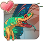 Colorburst Buttersnake Icon