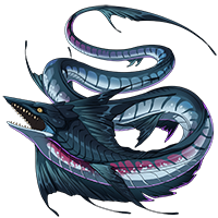 Highfin Sea Serpent