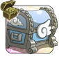 Cloudy Treasure Chest