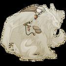 Gold steampunk wings tundra m