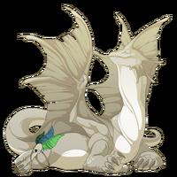 Green birdskull legband bogsneak f