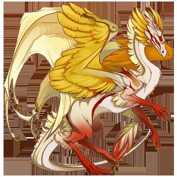 Celestial Antelope Skin