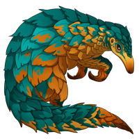 Patina Pangolin